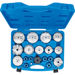 Oil Filter Wrench Set  19 pcs.