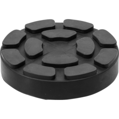 Rubber Pad  for Auto Lifts  Ø 100 mm