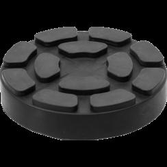 Rubberschijf  voor hefplatforms  Ø 100 mm