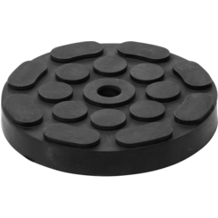 Rubber Pad  for Auto Lifts  Ø 120 mm