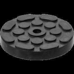 Rubberschijf  voor hefplatforms  Ø 120 mm