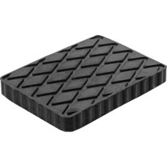 Rubber Pad  for Auto Lifts  160 x 120 x 20 mm