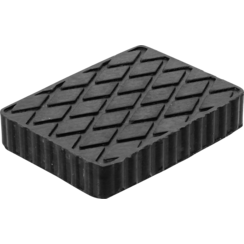 Rubber Pad  for Auto Lifts  160 x 120 x 30 mm