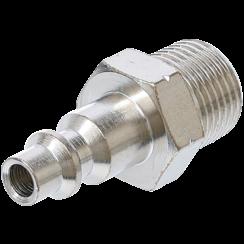 "Air Nipple  10 mm (3/8"") external Thread USA / France Standard"
