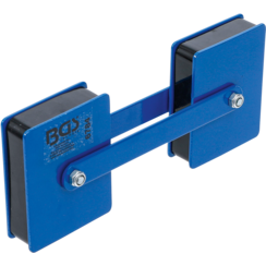 Powerful Double Magnetic Holder  adjustable Angle  22,7 kg