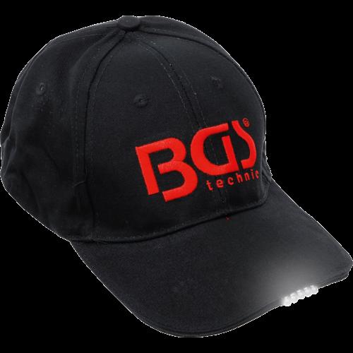 BGS  Technic BGS Baseball Cap  with LED Lamp