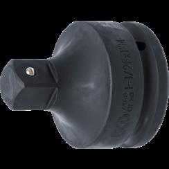 "Impact Socket Adaptor  internal square 38 mm (1 1/2"") - external square 25 mm (1"")"