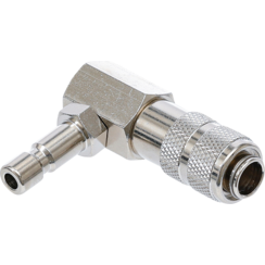 Cooling System Bayonet Adaptor  90° angled  for 8027, 8098