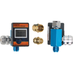 Lucht drukregelaar voor compressoren  0,275 - 11 bar