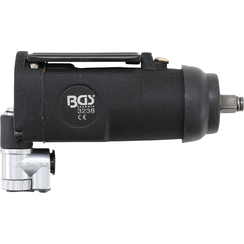 """Air Impact Wrench  10 mm (3/8"""")  Butterfly Type  135 Nm"""