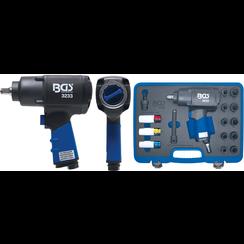 """Air Impact Wrench Kit  12.5 mm (1/2"""")  1355 Nm  16 pcs."""
