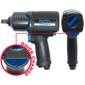 """BGS  Technic Air Impact Wrench  12.5 mm (1/2"""")  1756 Nm"""