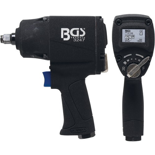 """BGS  Technic Air Impact Wrench  12.5 mm (1/2"""")  1930 Nm"""