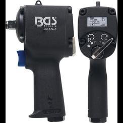 """Lucht slagmoersleutel  12,5 mm (1/2"""")  678 Nm  extra kort 98 mm"""