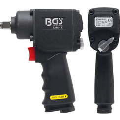 """Air Impact Wrench  12.5 mm (1/2"""")  610 Nm"""