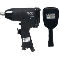 """Air Impact Wrench  12.5 mm (1/2"""")  366 Nm"""