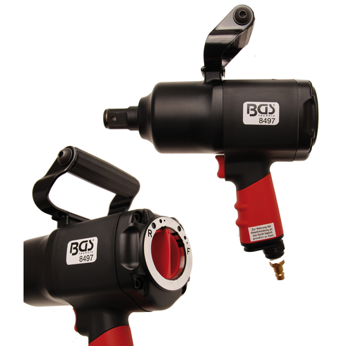 """BGS  Technic Air Impact Wrench  25 mm (1"""")  2034 Nm"""