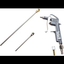 Air Blow Gun  Aluminium Pressure Die Casting  with 3 Nozzles