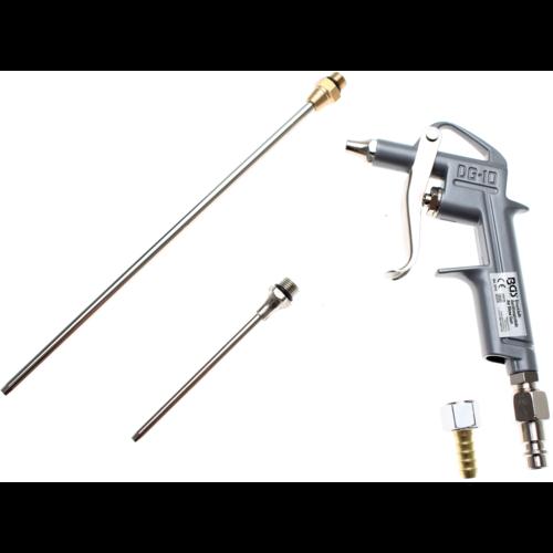 BGS  Technic Air Blow Gun  Aluminium Pressure Die Casting  with 3 Nozzles