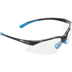 Safety Glasses  not tinted (clear)