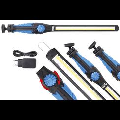 COB-LED / UV Handheld Work Lamp  ultra flat Type