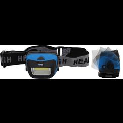 COB-LED hoofdlamp