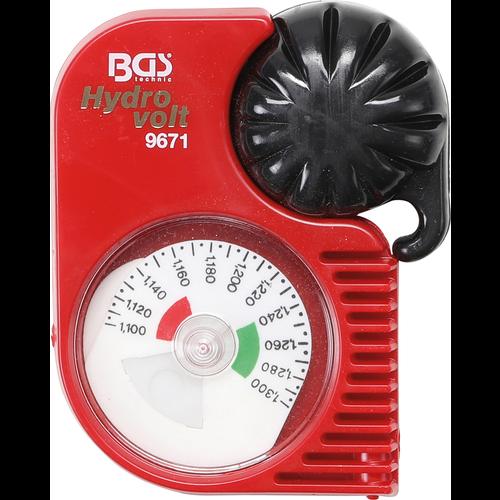 BGS  Technic Battery Acid Tester Hydrovolt