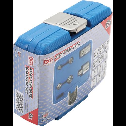 BGS  Technic Adaptor Set  6 pcs.