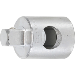 "Sliding Adaptor for Extension Bars  external square 10 mm (3/8"")"