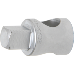 "Sliding Adaptor for Extension Bars  external square 12.5 mm (1/2"")"