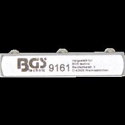 """Aandrijfvierkant  6,3 mm (1/4"""")  voor BGS 9160"""