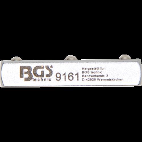 """BGS  Technic Aandrijfvierkant  6,3 mm (1/4"""")  voor BGS 9160"""