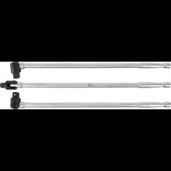"Flexible Handle  external square 20 mm (3/4"")  630 mm"