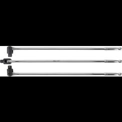 "Flexible Handle  external square 25 mm (1"")  1000 mm"