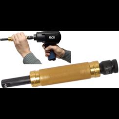 """Kracht verlengstuk met kogelgelagerde greep  12,5 mm (1/2"""")  200 mm"""