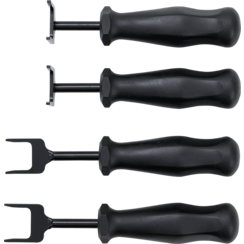 Fuel Line Disconnect Tool Set  4-pcs.  for commercial vehicles (USA) MaxxForce engines 11 & 13