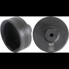 Naafdop- en asmoersleutel  8-kant  Ø 111 mm  voor BPW 12 t