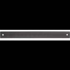 Carrosserievijlblad  fijn  radiaal gefreesd  350 x 35 x 4 mm
