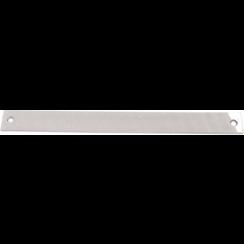 Carrosserievijlblad  fijn  schuin gefreesd  350 x 35 x 4 mm