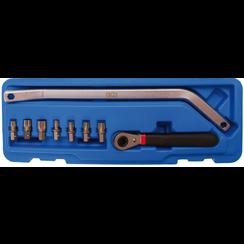 Door Hinge Mounting Tool Set