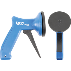Single Hand Rubber Suction Lifter  ABS  Ø 70 mm