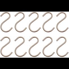 Hook Set for Dent Repair Rods  10 pcs.