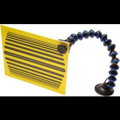 Fixeerblad voor Smart Repair / dellenspiegel  geel