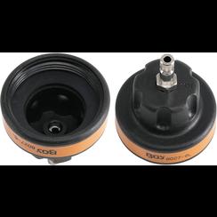 Adapter nr. 6 voor BGS 8027, 8098  voor Daewoo, Ford, Jaguar, Jeep, Land Rover, Mercedes-Benz, Pontiac, Porsche, Saab