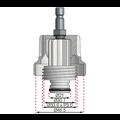 BGS  Technic Adapter 19 voor BGS 8027, 8098  voor Toyota
