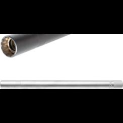 "Bougiedopsleutel met magneet, twaalfkant, extra lang  10 mm (3/8"")  14 mm"