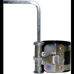 Zuigerveer spanband  60 - 90 mm