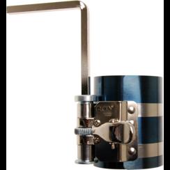 Zuigerveer spanband  100 - 160 mm