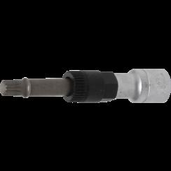 "Alternator Bit Socket  12.5 mm (1/2"") Drive  Spline (for XZN) M10"