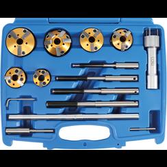 Valve Seat Milling Cutter Set  14 pcs.